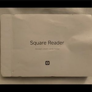 Square Card Swiper START TAKING CREDIT CARDS TODAY